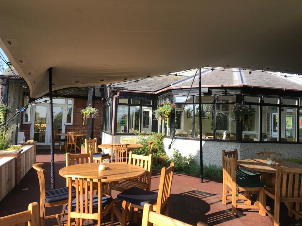 canopy terrace
